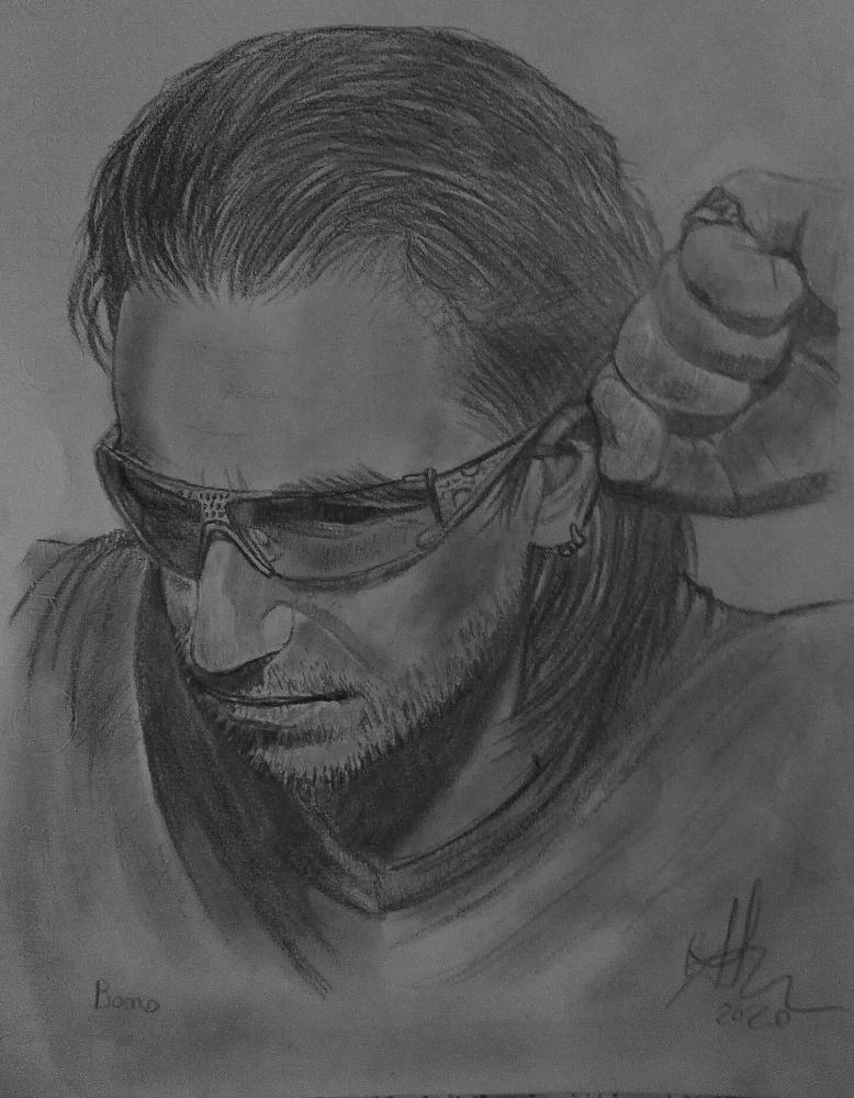 Bono by g1adina87